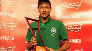 Neymar Jr. Named Man of the Match by Twitter users for Match 1